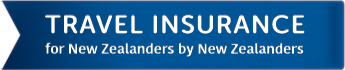 Travel Insurance/For New Zealanders by New Zealanders